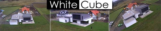Whitecube Luftaufnahmen