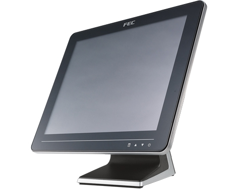 17 Zoll TFT LED Touchscreen rahmenlos, USB, Capacitive