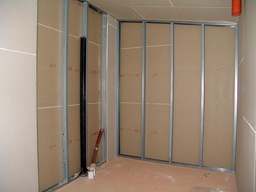 Unser Schrankraum ist mit über 8 m2 fast so groß wie die Küche in meiner aktuellen Wohnung :-) .