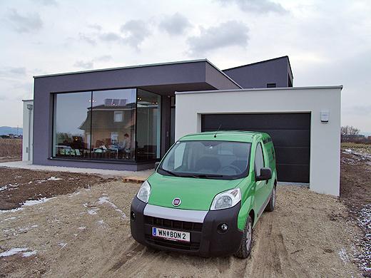 Aussenansicht Firmengebäude von bonit.at Software und HG Berghöfer / Fitzal