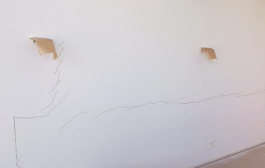 risse im innenputz reibeputz putz auf dei wand mit einer glttkelle aufziehen with risse im. Black Bedroom Furniture Sets. Home Design Ideas