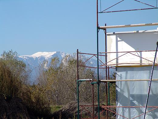 Seit ein paar Tagen ist schon wieder mehr Schnee am Schneeberg zu sehen. Das bedeutet der Winter ist nicht mehr weit.